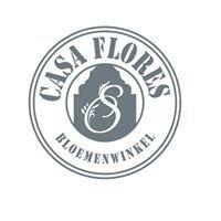 Logo tuincentrum CasaFlores