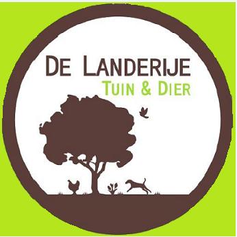 Logo tuincentrum De Landerije Tuin & Dier