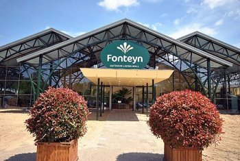 Logo tuincentrum Fonteyn Outdoor Living Mall