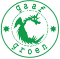 Logo Gaaf Groen pop-up tuincentrum
