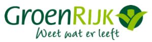 Logo tuincentrum GroenRijk Beneden Leeuwen