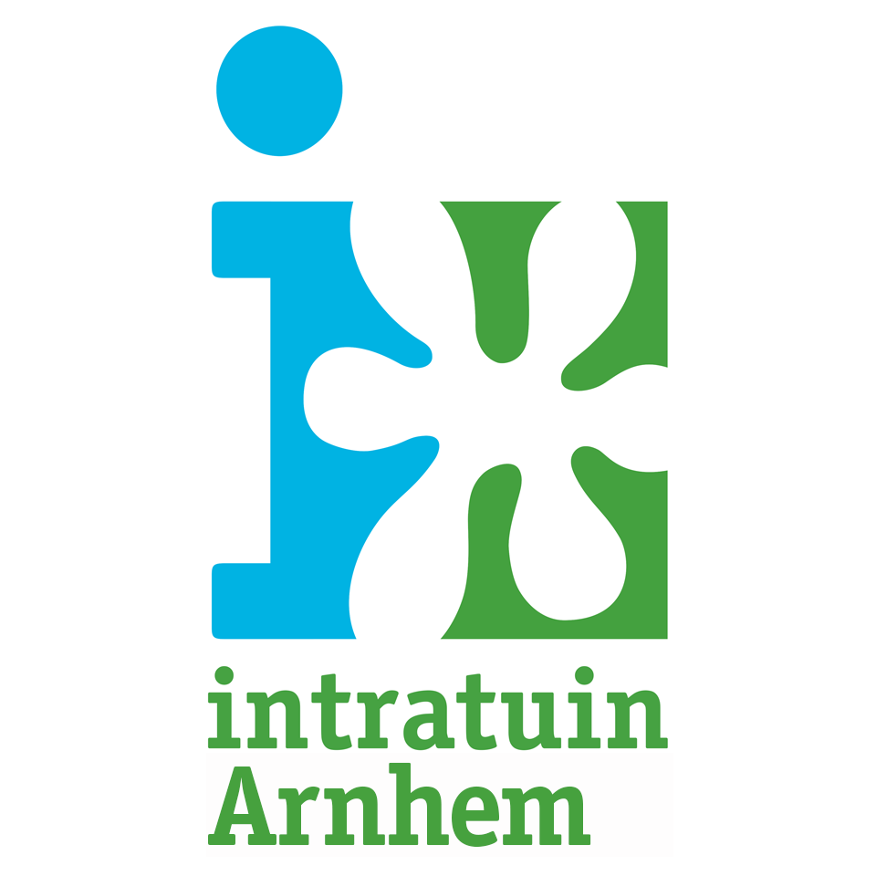 Logo tuincentrum Intratuin Arnhem