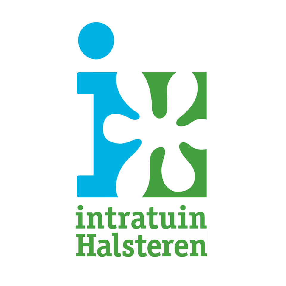 Logo tuincentrum Intratuin Halsteren