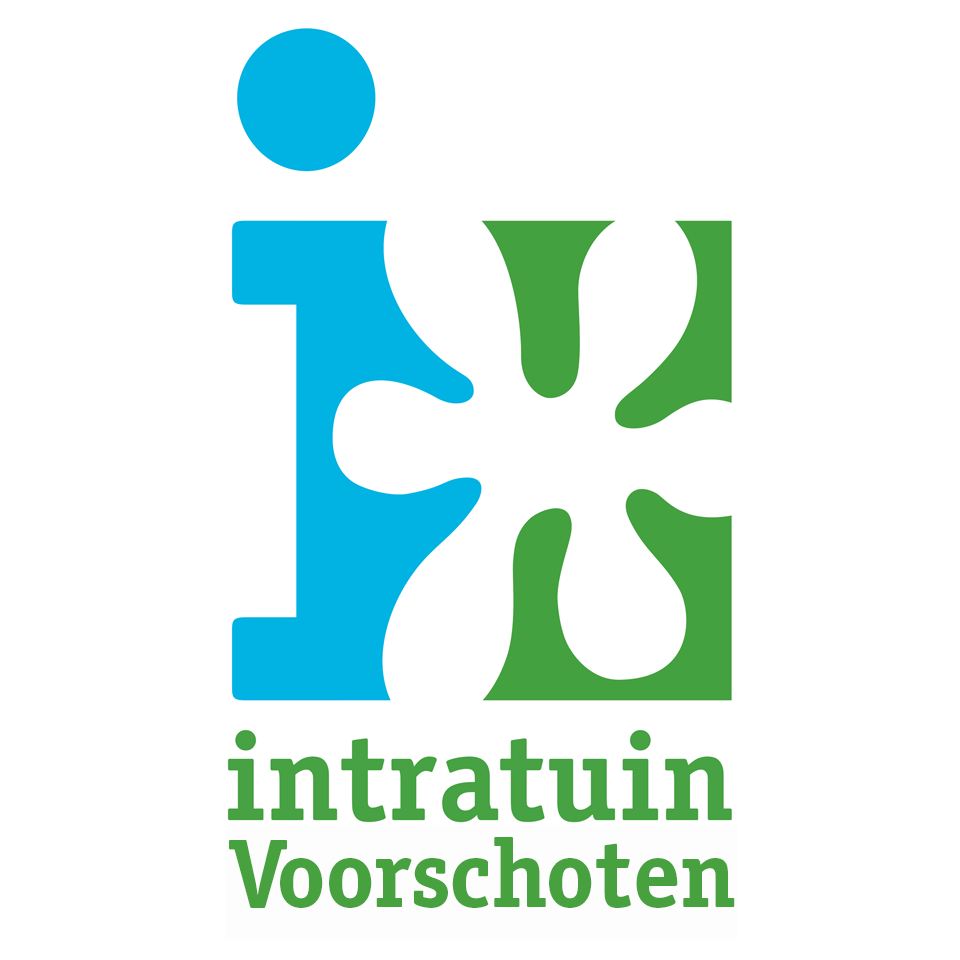 Logo tuincentrum Intratuin Voorschoten