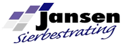 Logo tuincentrum Jansen Sierbestrating