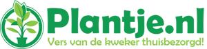 Logo tuincentrum Plantje.nl