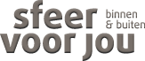 Logo tuincentrum Sfeervoorjou.nl
