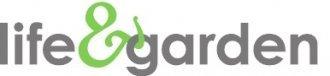Logo tuincentrum Life & Garden Etten-Leur