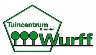 Logo tuincentrum Tuincentrum H. van der Wurff