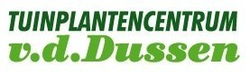 Logo tuincentrum Tuinplantencentrum van der Dussen