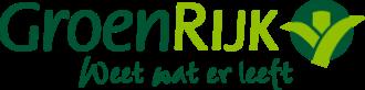 Logo tuincentrum GroenRijk Apeldoorn (Malkenschoten)