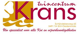 Logo tuincentrum Tuincentrum Krans