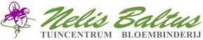 Logo tuincentrum Nelis Baltus Tuincentrum Bloemenbinderij