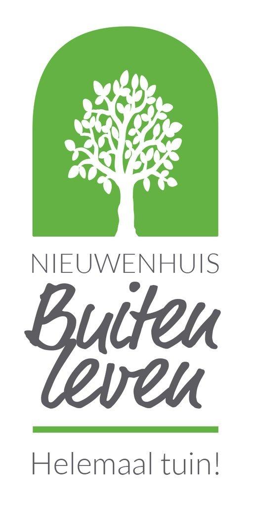 Logo tuincentrum Nieuwenhuis Buitenleven