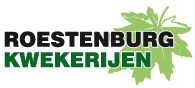 Logo tuincentrum Roestenburg kwekerijen