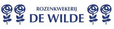 Logo tuincentrum Rozenkwekerij De Wilde