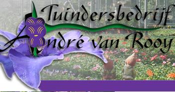 Logo tuincentrum Tuincentrum André van Rooij