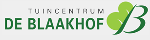 Logo tuincentrum Tuincentrum De Blaakhof