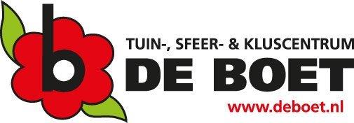 Logo tuincentrum Tuincentrum De Boet