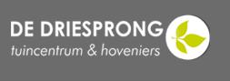 Logo tuincentrum Tuincentrum De Driesprong