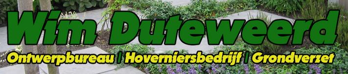 Logo Tuincentrum Duteweerd