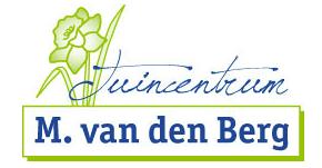 Logo tuincentrum Tuincentrum M. van den Berg