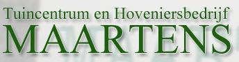 Logo tuincentrum Tuincentrum Maartens