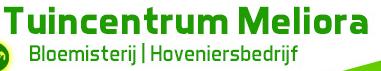 Logo tuincentrum Tuincentrum Meliora