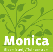 Logo tuincentrum Tuincentrum Monica