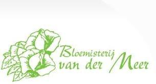 Logo Bloem en Tuincentrum Auke van der Meer