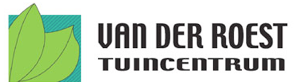 Logo tuincentrum Tuincentrum van der Roest