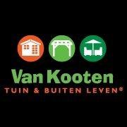 Logo tuincentrum Van Kooten Tuin & Buiten leven Hillegom