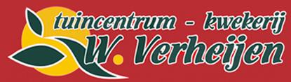 Logo Tuincentrum W. Verheijen