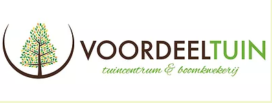 Logo tuincentrum Voordeeltuin